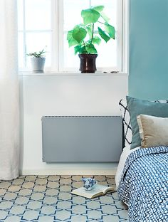 Värme i kedjehus - Clever Heating Panel Radiators, Heating Systems, Clever, Home Decor, Decoration Home, Room Decor, Interior Decorating