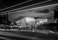 Wilkinson Eyre's Stratford Station lights up the transport interchange of a fast changing east London hub.