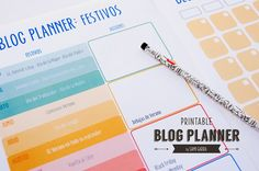 Blog Planning by Sami Garra