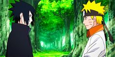 Naruto, you never stopped regarding me as your friend, no matter how many times I pushed you away. By all means you should have come to hate me. But you never gave up on me. We who used to fight can now share in each other's pain. ❤️Naru❤Sasu️❤️ #narusasu