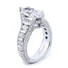 18KTW ENGAGEMENT RING, DIAMOND 2.05CT ROYAL COLLECTION