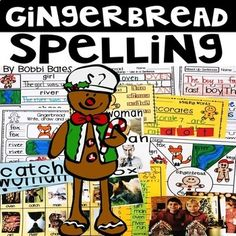 This product is part of a growing Holiday Spelling bundle! This Product is in my Gingerbread Bundle!! Gingerbread spelling words. This product is packed with hands-on activities that can be easily differentiated for your students! These are great for workshop, wordwork or literacy stations. The fol... Hands On Activities, Fun Activities, Teacher Pay Teachers, Teacher Resources, Word Web, Making Words, Literacy Stations, Spelling Words, Winter Theme