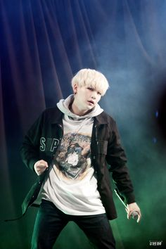 """ 151106 hope concert by min suga day。 thank you! ◇ please do not edit, and take out with credit。 "" Bts Suga, Min Yoongi Bts, Bts Bangtan Boy, Foto Bts, Bts Photo, Hip Hop, Daegu, This Man, Mixtape"