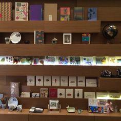Interior da loja Patricia de Deus