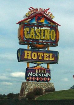 47 best coeur d alene casino resort images coeur d alene idaho rh pinterest com