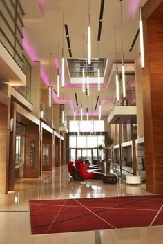 Crystal Towers – A Hotel, Residence, and Standalone Office Building by Vivid Architects Hotel Lobby Interior Design, Lobby Design, Interior Architecture, Public Hotel, Lobbies, Hospitality Design, Master Plan, Flooring, Towers
