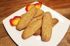 Biscotti integrali creativi e golosi!