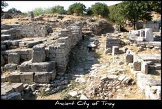 https://flic.kr/p/5drTnG | Ancient city of Troy | Troy (Greek: Τροία, Troia, also Ἴλιον, Ilion;