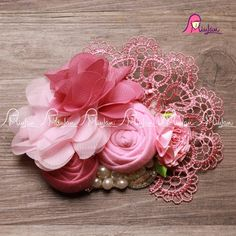 Nice brooch... try to make it