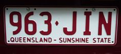 Queensland, Australia Licence Plates, Bindi, Queensland Australia, Rigs, 4x4, Backgrounds, Neon Signs, Travel, Cars