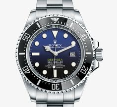 ROLEX DEEPSEA D-BLUE DIAL Oyster, 44 mm, steel   The Oyster Perpetual Rolex Deepsea is the ultimate reference, chosen by professional divers when precision and reliability are paramount. A new-generation divers' watch engineered for extreme depths.