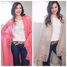 Be Sweet Shawl/Wrap Free Knitting Pattern