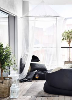 VSVD Concrete Rose: Cozy outside inspiratie