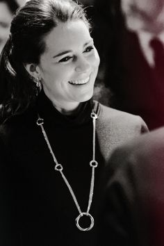 The Duchess of Cambridge in New York City. Duke And Duchess, Duchess Of Cambridge, Kate Middleton Makeup, Her World, December 2014, Princess Kate, New York Travel, Prince William, Royals