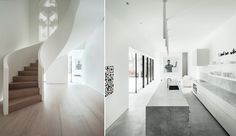 gh3 architects_ Street House_ A Toronto Home, From Edwardian to Minimalist - Azure Magazine