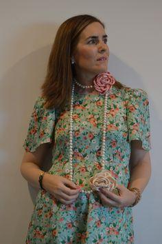 MODA EN PROVINCIAS: Klasé y las túnicas de Ángela Portero