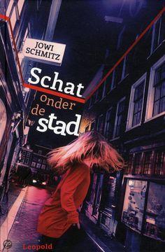 bol.com | Schat onder de stad, Jowi Schmitz | 9789025864170 | Boeken