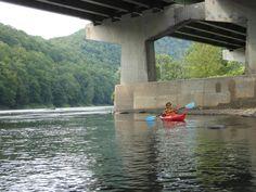 Delaware Rive paddle 2013