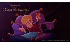 Si Juego de Tronos fuera de Disney - No Puedo Creer