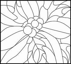 Free Poinsettia Pattern