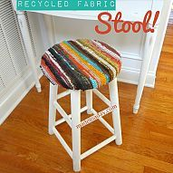 Recycled Fabric Stool Knockoff#1098836/recycled-fabric-stool-knockoff?&_suid=136277556558406064764426527683