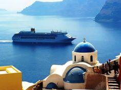 Santorini photos and Oia hotel photo in Greece Atlantida hotel of Ia hotel - LoveItSoMuch.com