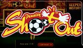 Can you shoot past the keeper in this fast paced online casino slots game? Aim carefully to score the winning goal and earn the adoration of the fans - not to mention the prize money! Play Penalty Shoot Out and other online casino games at Supercasino.com