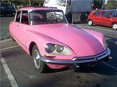PInk Citroen | My favorite car ever
