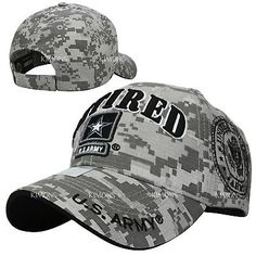 144d4035836 ACU Official Licensed US Army cap American Flag hat Baseball Military  Veteran