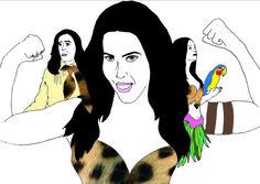 Célébrité (essai 2) - Katy Perry