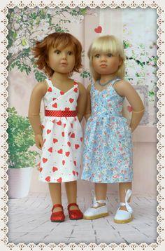 Strapz 'n' Wraps Sun dress for Kidz 'n' Cats Dolls by WellyBs
