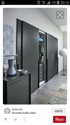 Best bedroom closet design built in wardrobe sliding doors Ideas Wardrobe Door Designs, Wardrobe Design Bedroom, Closet Designs, Closet Bedroom, Wardrobe Ideas, Bedroom Cupboard Designs, Bedroom Cupboards, Sliding Wardrobe Doors, Built In Wardrobe