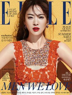 Song Hye Kyo Reveals Song Joong Ki Is Masculine Despite His Looks