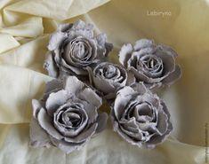 Мило и просто: мастерим цветы из яичных лотков - Ярмарка Мастеров - ручная работа, handmade