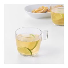 STELNA Mug IKEA Made of tempered glass, which makes the mug durable and extra resistant to impact.