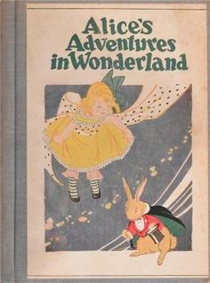 This week's Alice cover is from a 1908 edition illustrated by John R. Neill, better known for his work on the Oz books.