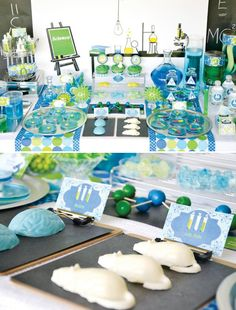Clever & Creative Mad Scientist Party for Kids