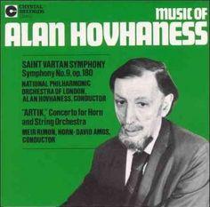 Alan Hovhaness - Music of Hovhaness Vol. 2