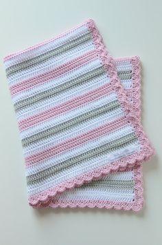 Cute baby blanket