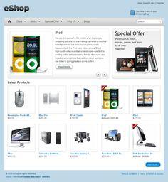 E-Shop by Templatic