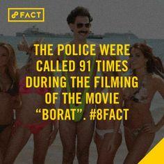 Borat. Great success! Must see Movies Filma