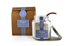 Flora Laundry Packaging
