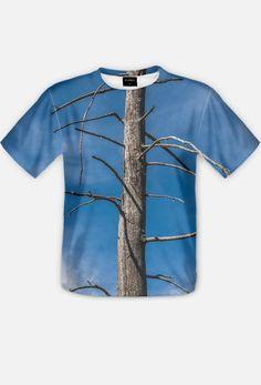 Koszulka z drzewem
