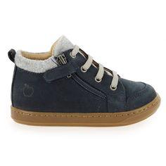 4a851632fc987b Bouba zip wool. Chaussures Shoopom 53400 pour Bébé garcon et pour Enfant ...