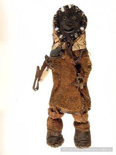 Ongon - muñeco ritual utilizado por los chamanes en la zona de Turquía