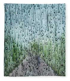 Rainy Day Metal Print by Faye Anastasopoulou. All metal prints are professionally printed, packaged, and shipped within 3 - 4 business days and delivered ready-to-hang on your wall. Rainy Window, Winter Crafts For Toddlers, Sad Drawings, Pencil Drawings, Fine Art Posters, Seashell Painting, Ocean Scenes, Thing 1, Rain
