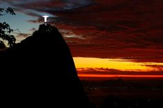 Rio by night Most Beautiful Cities, What A Wonderful World, Wonders Of The World, South America, Photo Art, Sunrise, To Go, Places To Visit, In This Moment