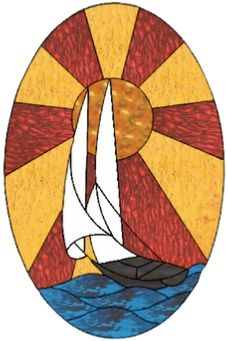 sun and sail panel