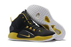 03024e0178ce 2018 Nike Hyperdunk X Black Metallic Gold-White Men s Size Free Shipping  Jordans Sneakers