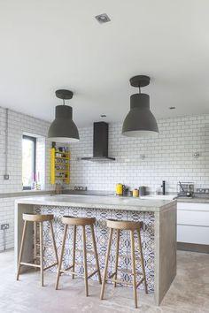 modern Moroccan style kitchen